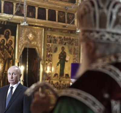 Vladimir Putin has launched another term as Russia's president. Could it be his last?