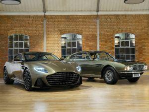 Aston Martin DBS Superleggera James Bond Edition Is For The Inner Spy In You