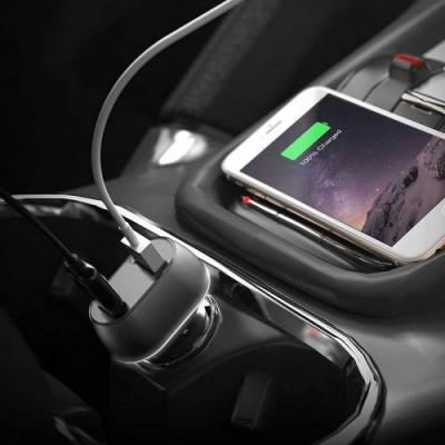 This USB car charger on sale for $10 can charge devices faster than most