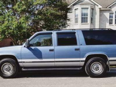 My Plan To Camp In My 1996 Chevrolet Suburban Hit Its First Snag: Suspension Repairs