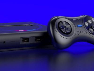 The Mega Sg console looks like a home run for Sega fans