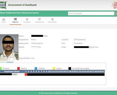 Indian state government leaks thousands of Aadhaar numbers
