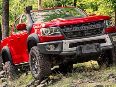 The 2019 Chevy Colorado ZR2 Bison Will Start at$48,045