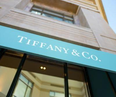 Tiffany shares jump on unexpectedly strong profits