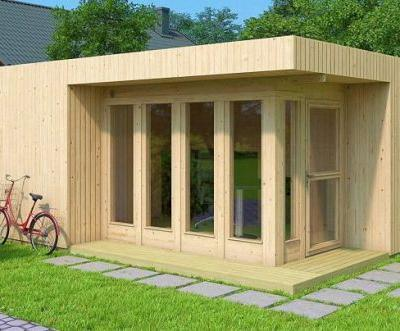 Amazon sells a DIY tiny house kit you can build yourself in a few days