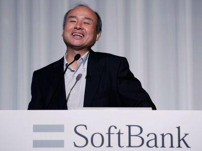 REPORT: SoftBank is looking to buy Fortress for more than $3 billion - and Fortress is soaring on the news