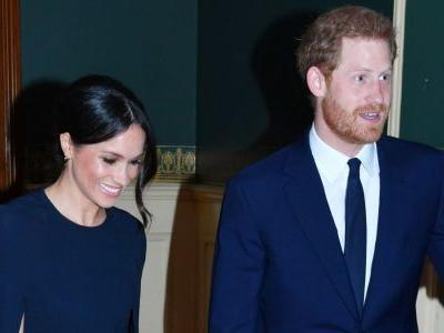 Meghan Markle Wore a Thing: Stella McCartney Cape Dress Edition