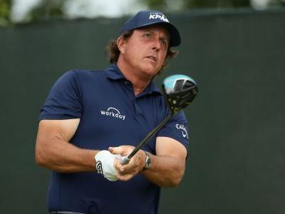 U.S. Open 2018: Phil Mickelson says he didn't 'mean to disrespect anybody' on hitting moving ball