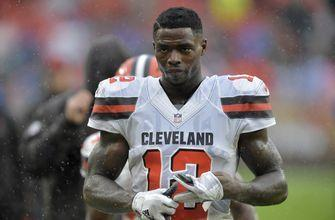 Out pattern: Browns trade receiver Josh Gordon to Patriots