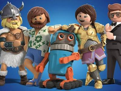 Playmobil: The Movie Teaser Trailer Brings the Popular Toys to Life