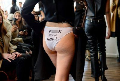 Designers at New York Fashion Week are sending a powerful anti-Trump message