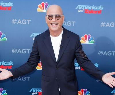 Howie Mandel back at home 'doing better' after fainting at LA Starbucks