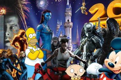 Disney Will Release All Fox Movies in Production After MergerFox