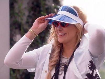 Is Braunwyn Windham-Burke Caught In A Lie On Tonight's Real Housewives Of Orange County?