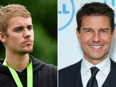 Justin Bieber's Bottle Cap Challenge Video Calls Out Tom Cruise Again