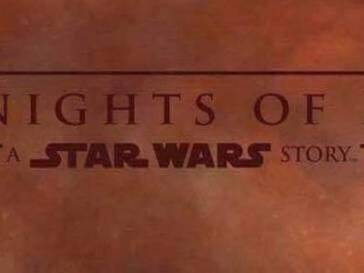 Who Needs the Knights of Ren When You Can Have the Knights of Ni