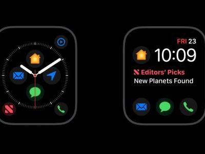 Seven new Apple app complications coming soon to Infograph face on Apple Watch Series 4