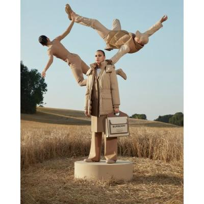 Burberry's New Outerwear Campaign is a Homage to the Brand's British Roots