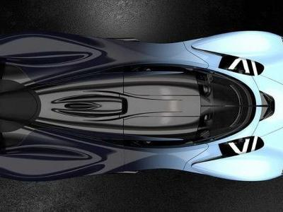 The Aston Martin Valkyrie Looks Glorious In These New Images