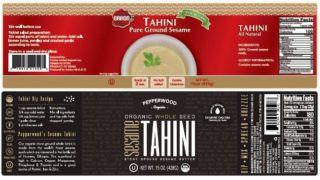 Multiple tahini products linked to Salmonella outbreak; recall initiated