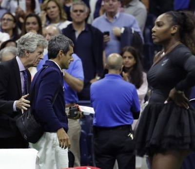 Tennis umpires are reportedly considering a boycott of Serena Williams matches unless she apologises for calling Carlos Ramos a 'liar' and a 'thief'