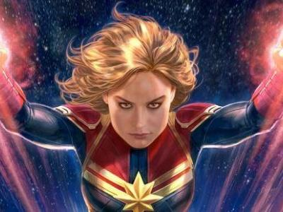 Superhero Bits: 'Captain Marvel' Previews Box Office, What If The Avengers Was Made in the 90s & More