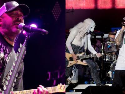 Staind and Limp Bizkit Are Beefing Because Apparently It's 1999
