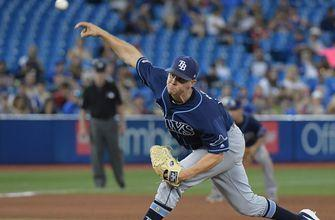 Rays can't stave off Blue Jays' late rally, go down 10-9 in extras