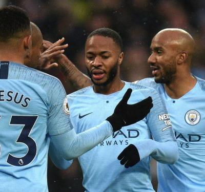 'I admire him' - Guardiola heaps praise on Sterling after tough week