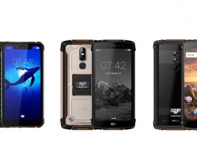 HOMTOM Unveils New ZOJI Lineup, Including the First Top Notched Rugged Phone