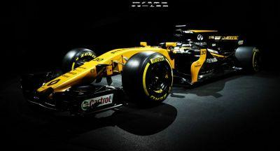 Renault Sport Places Its F1 Hope In All-New RS17