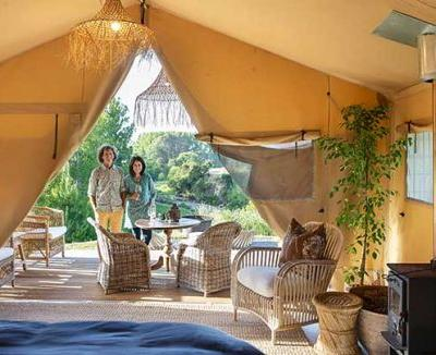 Glamping at Clifton Station: The sixth generation of a Hawke's Bay family open historic farm to guests