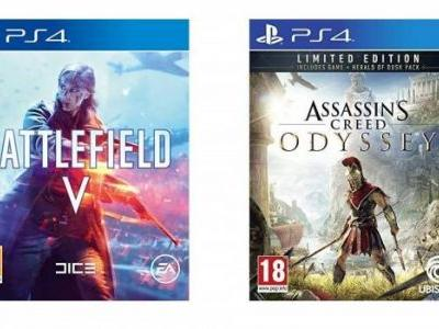 Best Black Friday game deals include Battlefield 5 and Assassin's Creed Odyssey together for £60