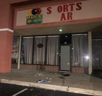 Man shot outside sports bar in Orange County, officials say