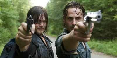 The Walking Dead: Core Characters 'All Back Together' in Season 7.5