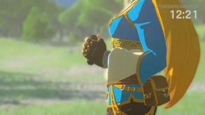 The Legend of Zelda: Breath of the Wild's Latest Trailer Teases First Appearance Of Zelda