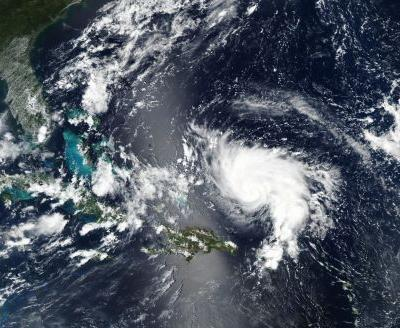 A cocktail of weird Caribbean weather is making Hurricane Dorian's path especially hard to predict