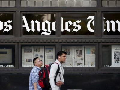 The Los Angeles Times Votes To Unionize