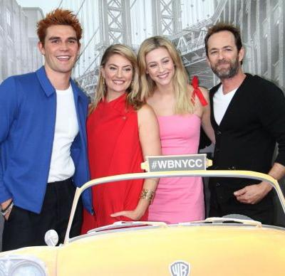 'Riverdale' Honored Luke Perry with the Most Heartbreaking Tribute After His Death