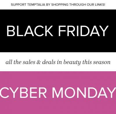 Black Friday Beauty Deals & Sales 2018