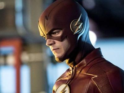 First Official Look At The Flash's New Suit Reveals Some Major Changes