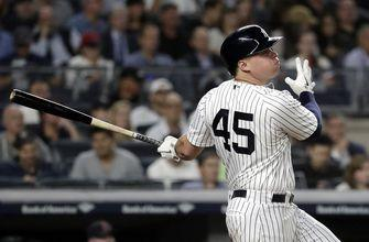 Voit gives Yankees pair of home run records on 1 swing