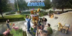 Minecraft Earth looks to take mobile AR gaming well beyond Pokémon Go