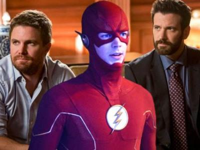 The Flash Predicted Earth-2's Destruction On Arrow | Screen Rant