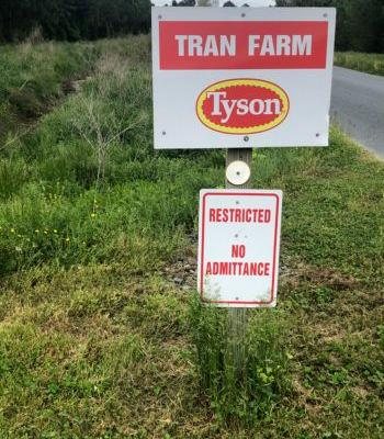 The Battle Over Air Quality near Factory Farms on Maryland's Eastern Shore
