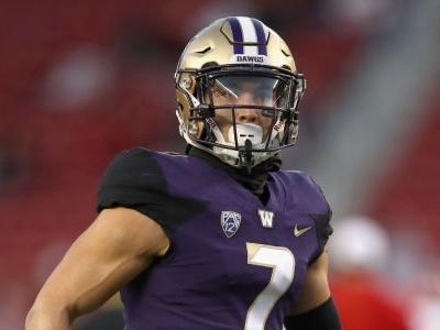 Washington's Rapp says he's entering NFL draft
