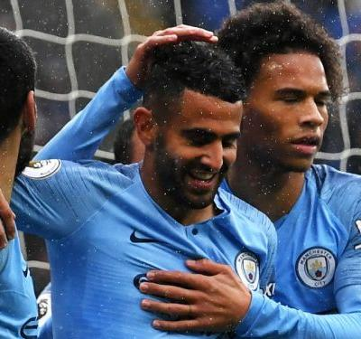 Video: Mahrez and Foden deserve to play more minutes- Guardiola