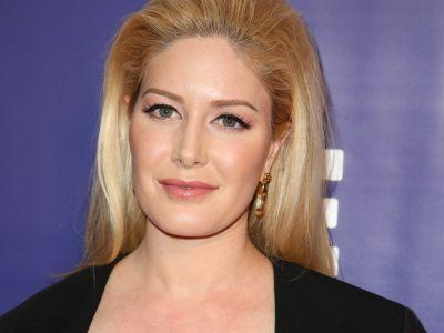 Heidi Montag Celebrated Her First Mother's Day With A Pregnancy Pic