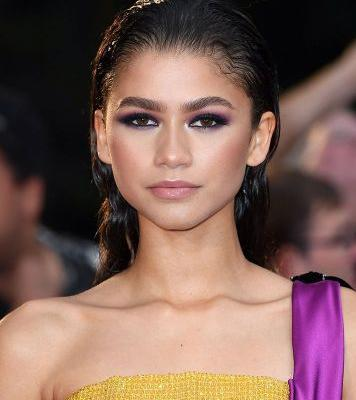 Zendaya Just Reminded Us of Her Red Carpet Makeup Skills