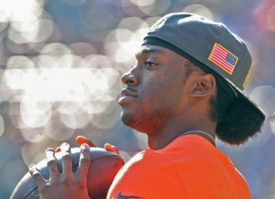 Browns quarterback Robert Griffin III medically cleared to play: 'Beyond blessed to have an opportunity to get back on the field'